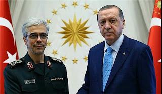 تصريح ناري ايران وتركيا: استفتاء استقلال كردستان العراق غير ممكن ويجب ان لايحدث