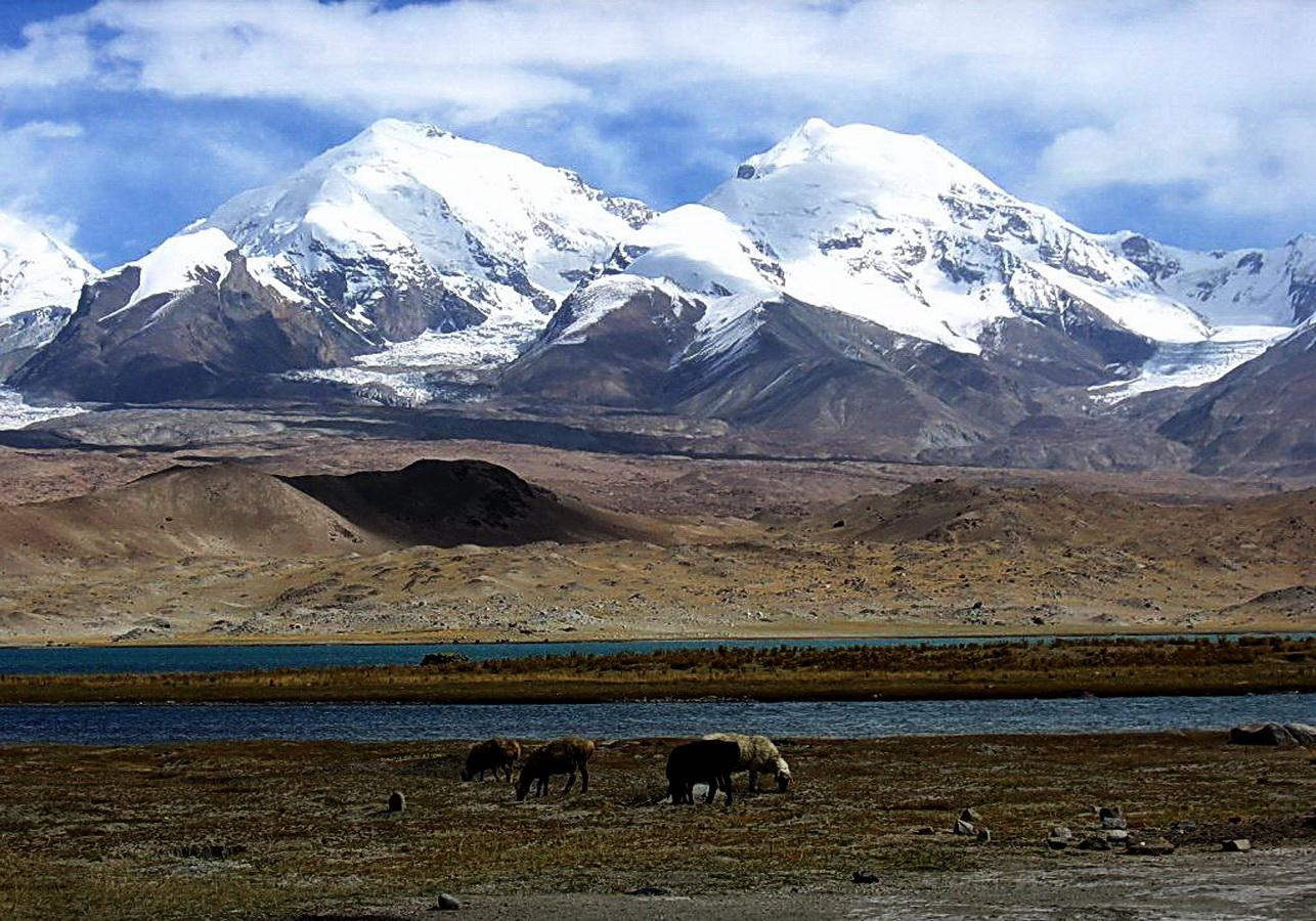 Fondo De Escritorio Montañas Nevadas: Descarga Fondos HD: Fondo Pantalla Paisajes