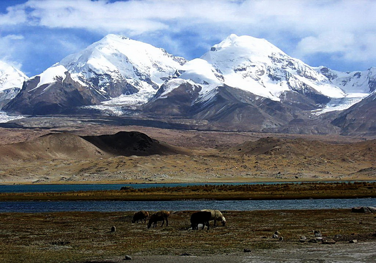 Fondo De Pantalla Paisaje Montañas Nevada: Fondo Pantalla Paisajes Montañas Frias Y Nevadas