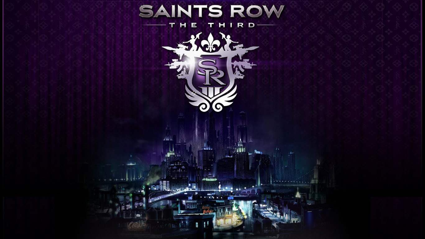 Saints Row 4 Wallpapers: Blackaliengames4free: Saints Row The Third-SKIDROW [7,8GB