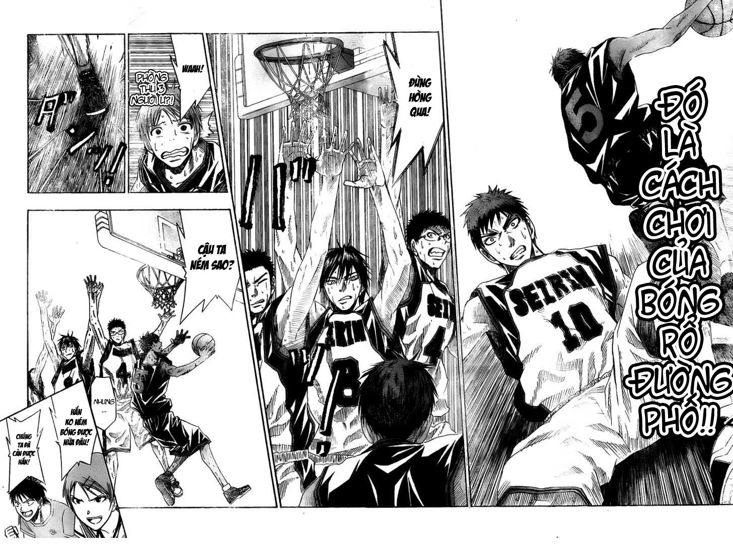 Kuroko No Basket chap 048 trang 18