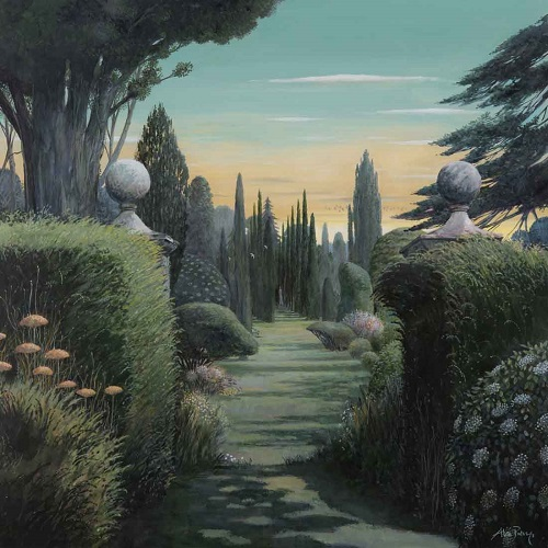 """Pied Beauty"" by Alan Parry - 2018 