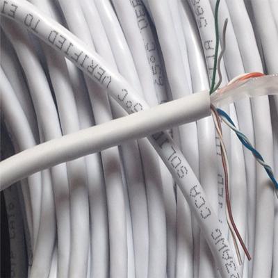 dây mạng cat6 trắng