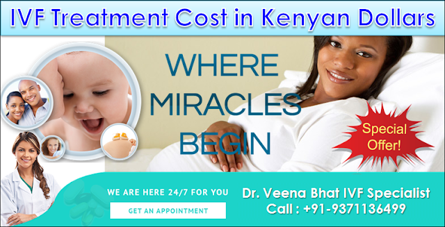 IVF Treatment Cost in Kenyan Dollars