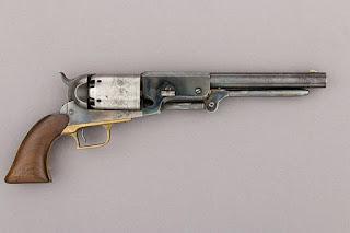 Pistol Colt Revolver