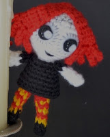 PATRON GRATIS RUBY GLOOM AMIGURUMI 1265