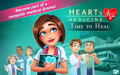 Menjadi bab dalam drama romantis kesehatan Unduh Game Android Gratis Heart's Medicine Time To Heal apk + obb