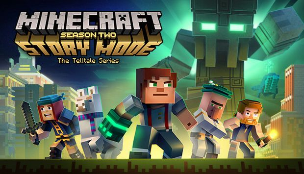 MINECRAFT STORY MODE SEASON TWO EPISODE 3-FREE DOWNLOAD