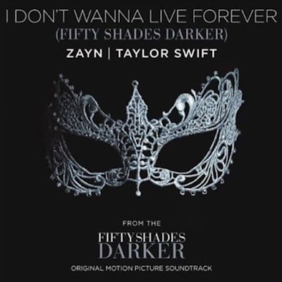 "Zayn & Taylor Swift Premiere ""I Don't Wanna Live Forever"" Lyric Video"