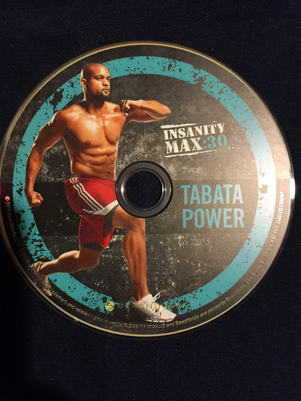 fill me with meaning: Insanity Max:30 Review: Tabata Power