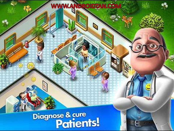 My Hospital Mod Apk Unlimited Money Coins/Gems