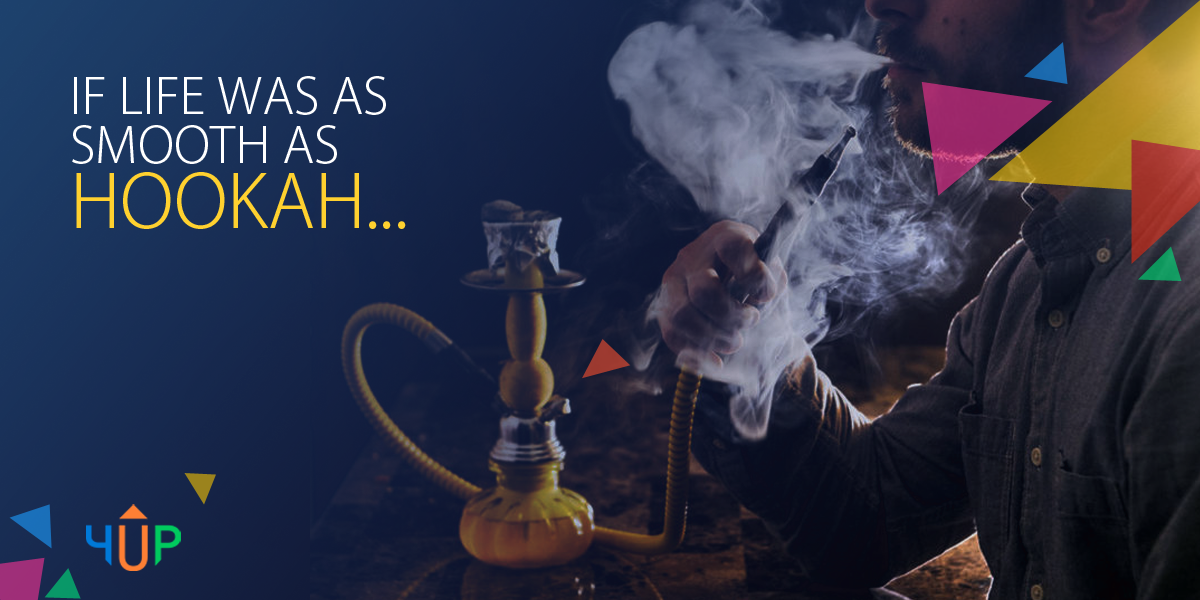 If Life Was as Smooth as Hookah    ~ Online Student Discounts