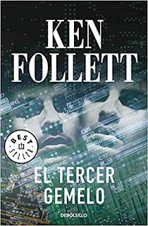 "Reseña: ""El tercer gemelo"" - Ken Follett"