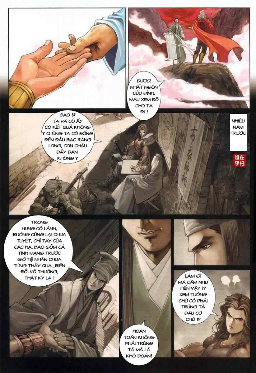 Ôn Thụy An Quần Hiệp Truyện chap 20 trang 8