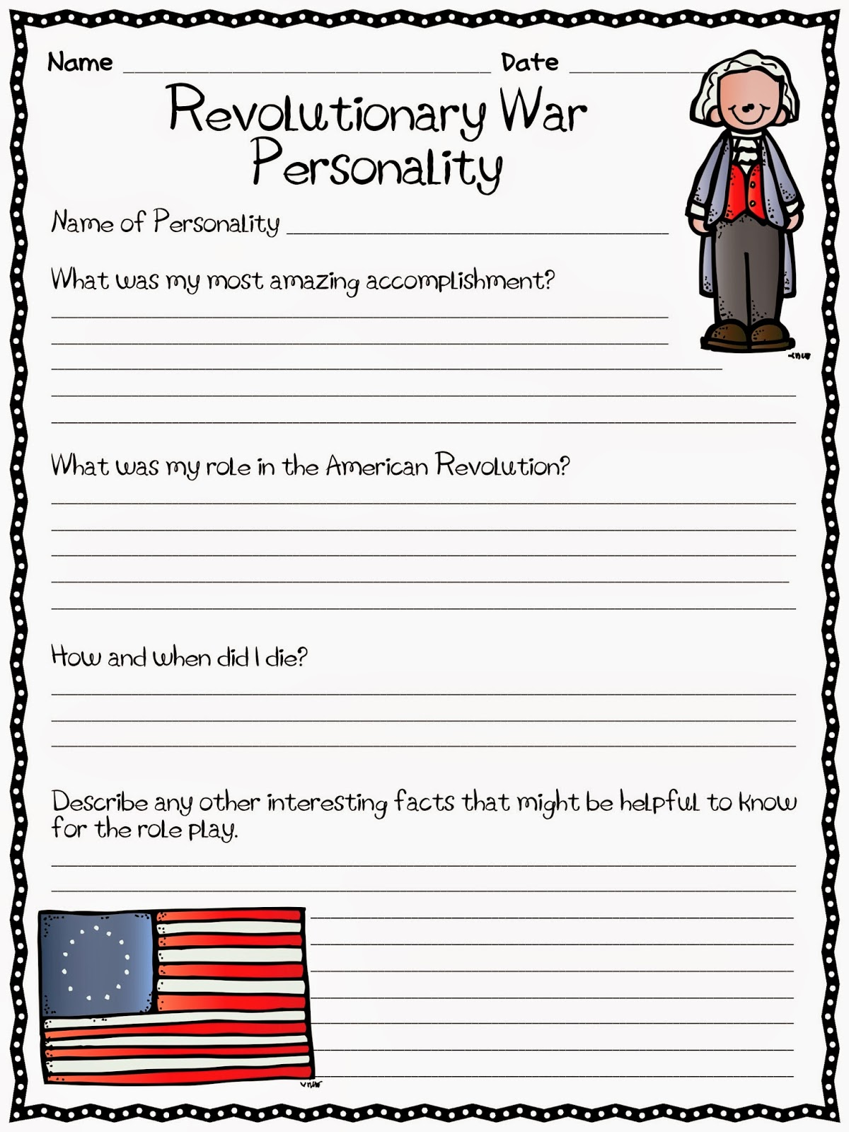 small resolution of American Revolutionary War Timeline Worksheet   Printable Worksheets and  Activities for Teachers
