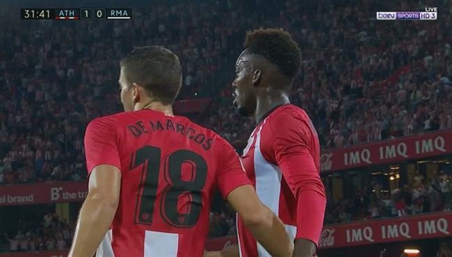 اهداف مباراة ريال مدريد واتلتيك بلباو (1-1) الدوري الاسباني