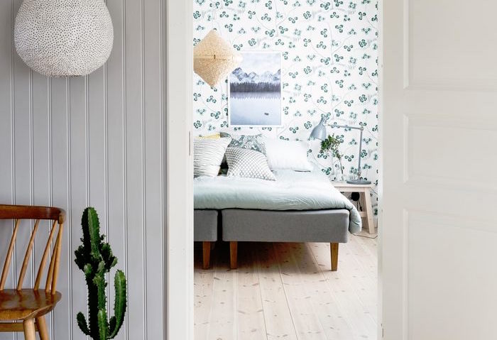 Un piccolo cottage svedese per ritrovare la pace dei sensi