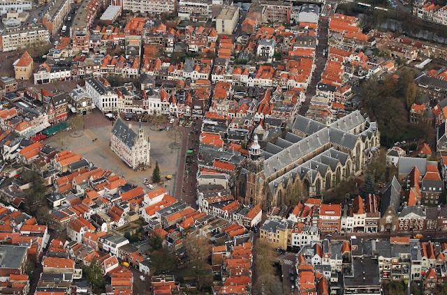 Gouda na Holanda