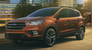 2017 Ford Escape at Mullinax Ford in the Olympia Auto Mall