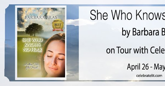 She Who Knows No Fear Blog Tour