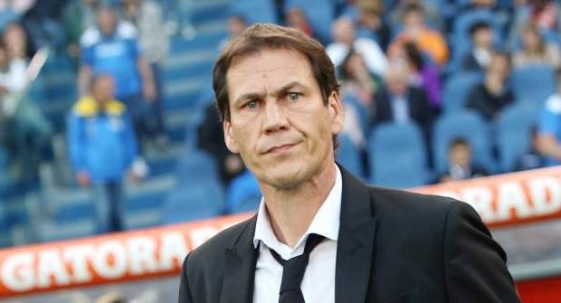 l'Algérie s'éloigne pour Rudi Garcia ?