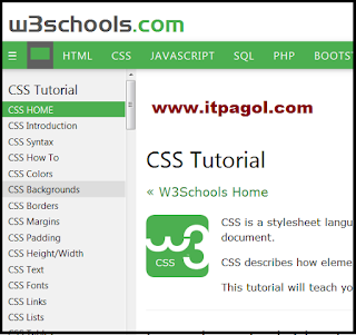 Latest W3Schools Offline Version (2016)