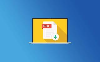 Mengubah File Word ke PDF - Mengapa dan Bagaimana Caranya?
