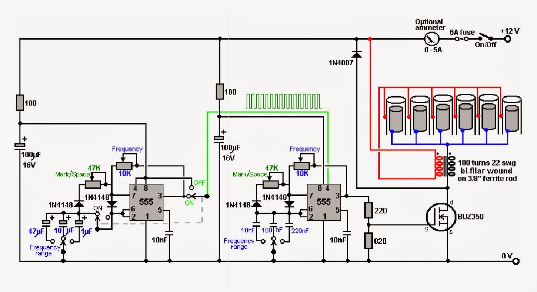 Bauanleitung für Freie Energie Machinen: Searl Effect ... on