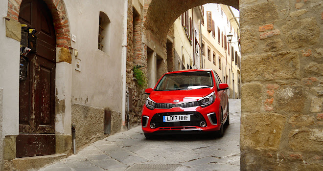 Kia Picanto GT Line S in Tuscany