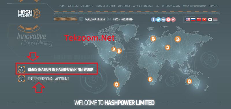 [SCAM] Review HashPower - Lãi 7% hằng ngày mãi mãi - Đầu tư tối thiểu 0.01 BTC - Thanh toán tức thì