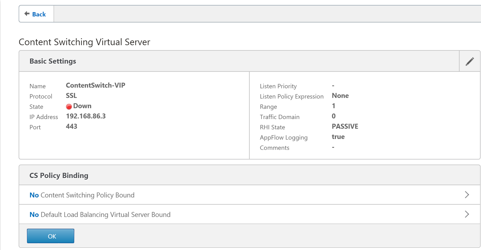 Scattered IT notes: Netscaler part 1: Creating Content