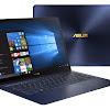 Asus ZenBook 3 Deluxe UX490, Ultrabook Tertipis Usung Intel Core i7