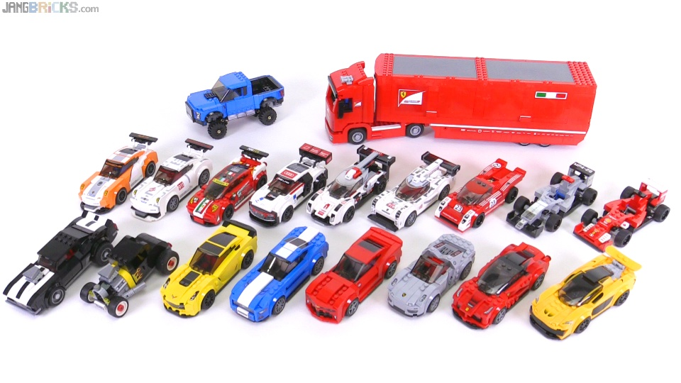 lego speed champions 2015 2016 car collection. Black Bedroom Furniture Sets. Home Design Ideas