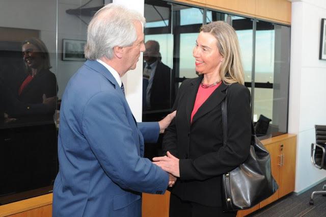 Grupo Internacional de contacto con Venezuela enviará emisarios para para sectores en conflicto.