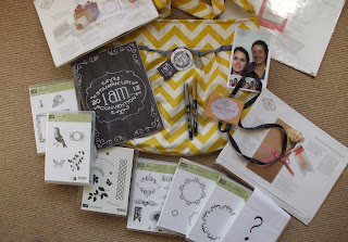 Stampin' Up! Convention bag 2012