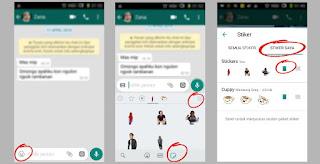Cara Menghapus Stiker WhatsApp Buatan Sendiri