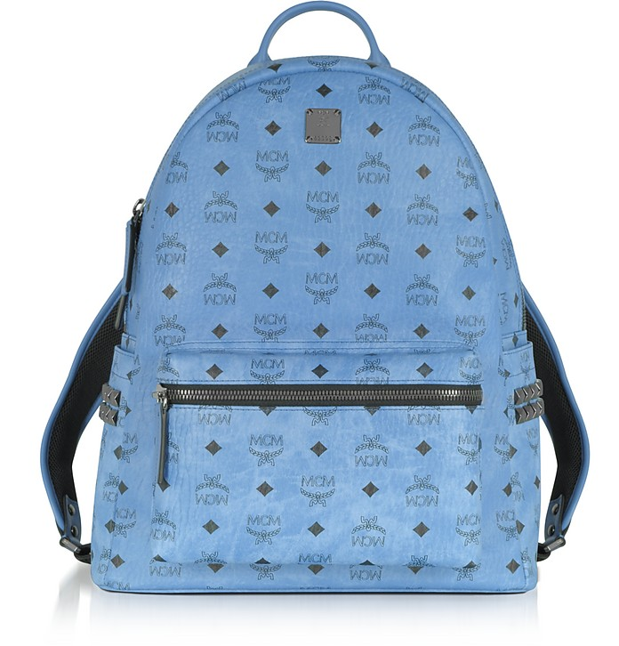 Your Father Rejuvenated Mcm Backpack Blue Entered The Video City On Move I Do Not Say To You Go Home And Give Fight For So Many Years