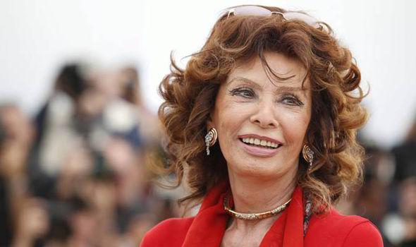 Film Alert 101: Happy Birthday Sophia Loren - A wow of an ...