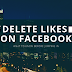 How to Erase Likes On Facebook