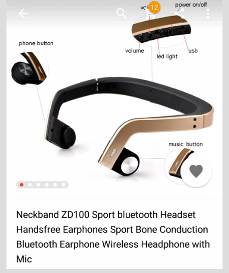 harga headset bluetooth dibawah 1juta