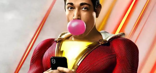 """'Shazam! Fúria dos Deuses': Diretor revela que vilão vai """"surpreender as pessoas"""""""