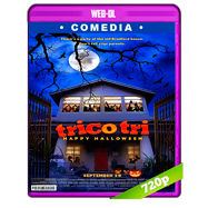 Trico Tri Happy Halloween (2018) WEB-DL 720p Audio Dual Latino-Ingles