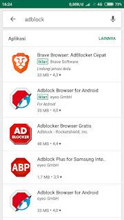 Cara menghilangkan iklan di google chrome android saat browsing, dll