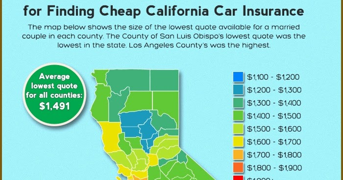 Compare Car Insurance Quotes In California Wonderfully Cheapest