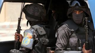 الشرطة المصرية تحبط محاولة تفجير كنيسة في الإسكندرية ليلة عيد الفطر المبارك