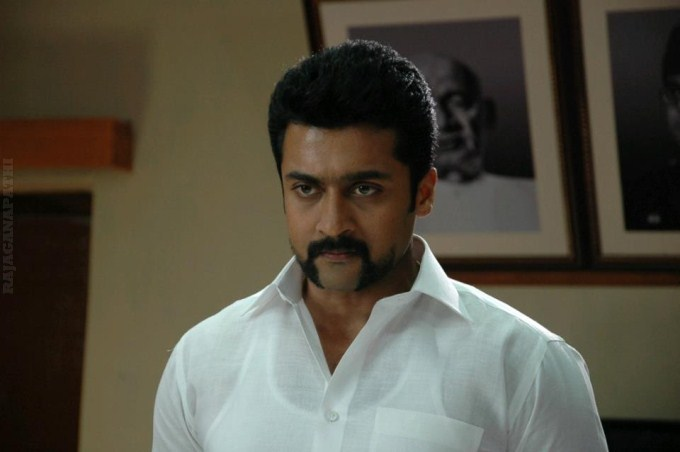 Whether Suriya Acting In Savitri Biopic Movie: ACTOR SURYA SIVAKUMAR STILLS FROM SINGAM 2 MOVIE