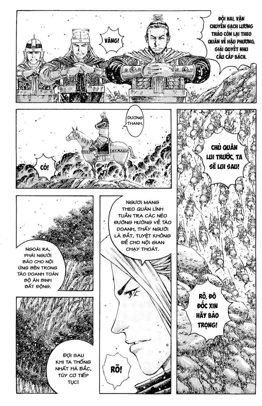 Hỏa phụng liêu nguyên Chương 348: Thiên nhật thần binh [Remake] trang 19