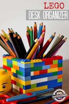 lapicera hecha con lego