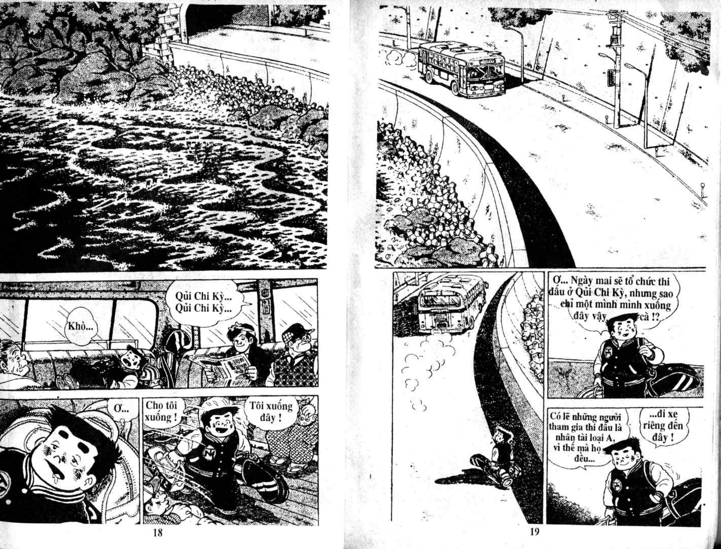 Ashita Tenki ni Naare chapter 15 trang 8