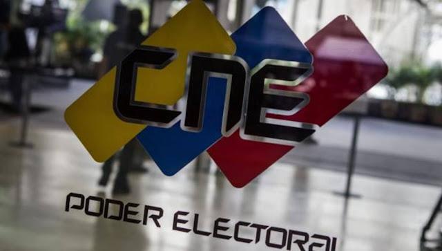 CNE sancionará a quienes promuevan la abstención electoral
